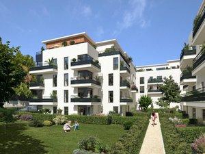 Les Jardins Du Prieuré - immobilier neuf Conflans-sainte-honorine
