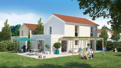 Les Villas De Manissieux - immobilier neuf Saint-priest