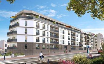 Coeur Séguier - immobilier neuf Drancy