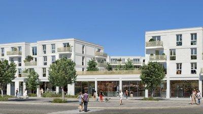 Résidence Crétier - immobilier neuf Sevran