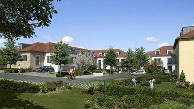 Les Jardins De Balizy - immobilier neuf Longjumeau
