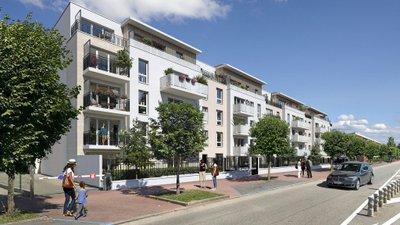 Le Mazarin - immobilier neuf Chilly-mazarin