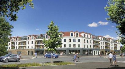 Carré Villeroy - immobilier neuf Mennecy