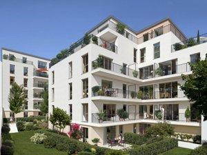 Les Terrasses Gallieni - immobilier neuf Argenteuil