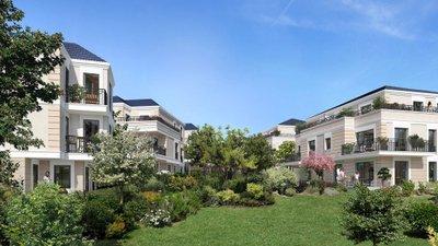 Le Domaine De La Reine - immobilier neuf Viroflay