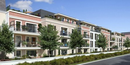 Villa Carnot - immobilier neuf Croissy-sur-seine