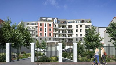 Central Plaza - immobilier neuf Juvisy-sur-orge