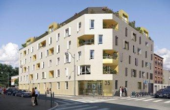 Square Et Jardin - immobilier neuf Aubervilliers