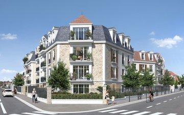 Le Clos Des Vignes - immobilier neuf Villiers-sur-marne
