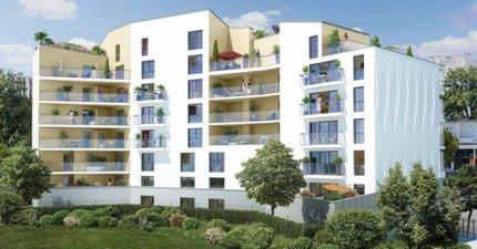 3, Boulevard Gorki - immobilier neuf Villejuif