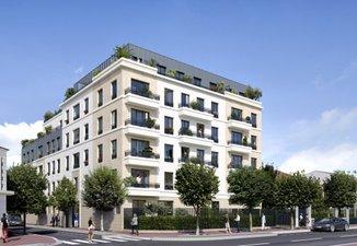 Villa Des Ormes - immobilier neuf Le Perreux-sur-marne