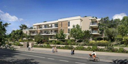 La Bastide Du Parc - immobilier neuf Valbonne