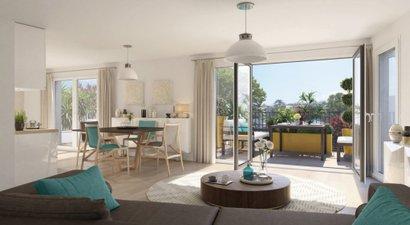 2 Henri Barbusse - immobilier neuf Fresnes