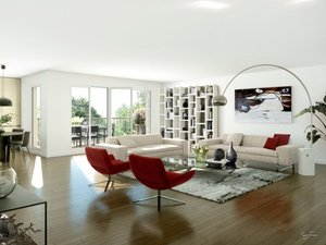 Camin René Pietuschi - immobilier neuf Nice
