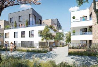 Domaine De La Chesnaie - immobilier neuf Montigny-lès-cormeilles