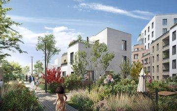 Le Domaine De La Chesnaie Ii - immobilier neuf Montigny-lès-cormeilles