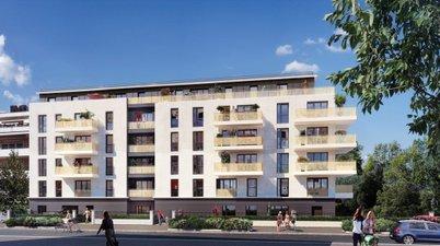 Côté Square - immobilier neuf Villepinte
