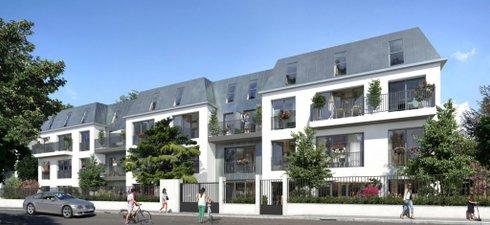 Clos Mansart - immobilier neuf Bourg-la-reine