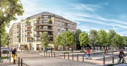 Square - immobilier neuf Sartrouville