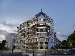 La Chancellerie - immobilier neuf Le Blanc-mesnil