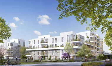 Belles Rives - immobilier neuf Meaux