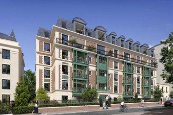 Le Clos Montholon - immobilier neuf Clamart