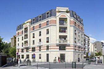 Villa Des Arts - immobilier neuf Asnières-sur-seine