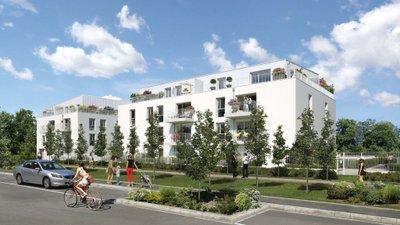 Les Jardins Saint-louis - immobilier neuf Carrières-sous-poissy