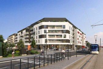 Les Balcons D'opaline - immobilier neuf Pierrefitte-sur-seine