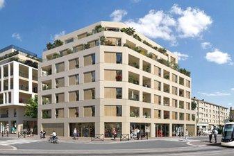 Côté Montcalm - immobilier neuf Montpellier