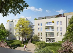 Côté 8ème - immobilier neuf Vénissieux