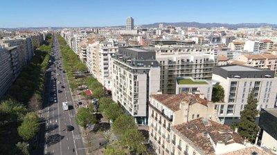 205 Prado - immobilier neuf Marseille