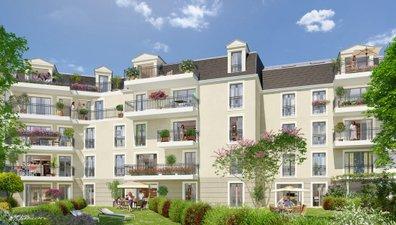 Le Castellio - immobilier neuf Châtillon
