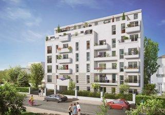Les Jardins De Plaisance - immobilier neuf Rosny-sous-bois