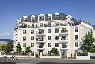 Pavillon Mansart - immobilier neuf Clamart