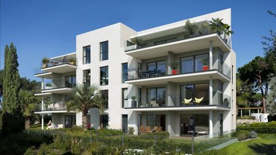 Le Panoramic - immobilier neuf Antibes