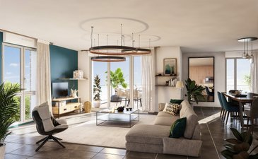 L'ariane - immobilier neuf Toulouse
