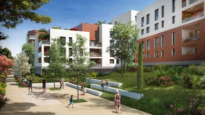 252 Faubourg - immobilier neuf Toulouse