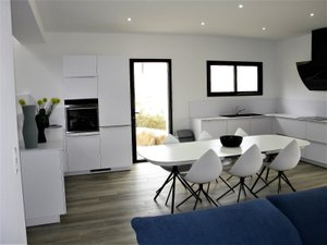 Secteur  Alzone - Porticcio - Villa  Neuve F4 Vue Mer - 141 M2 - - immobilier neuf Albitreccia