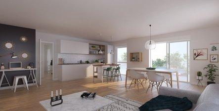 L'etoffe - immobilier neuf Villeneuve-d'ascq