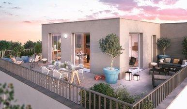 Le Clos Lucie - immobilier neuf Mons-en-baroeul