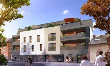 Ecorces - immobilier neuf Vern-sur-seiche