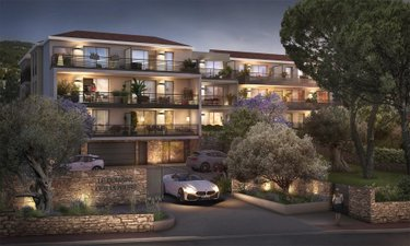 Residence Le Domaine Des Oliviers - immobilier neuf Toulon