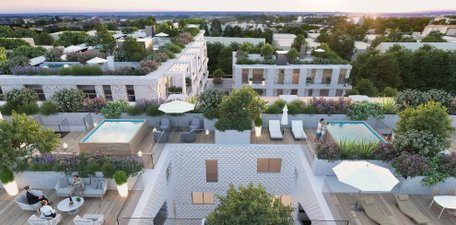 Faub - immobilier neuf Montpellier