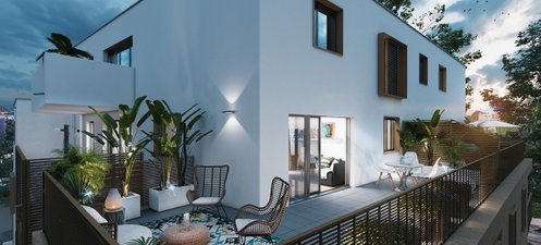 Beaux Arts - immobilier neuf Montpellier