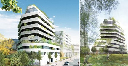 Superbe 4 Pièces Port Marianne - immobilier neuf Montpellier
