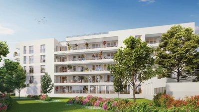 Chante Perdrix Park - immobilier neuf Marseille