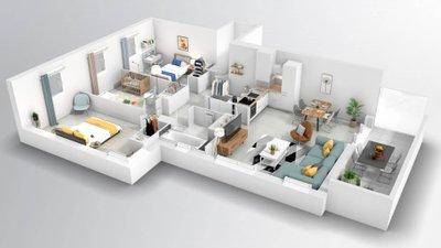 Allure 12ème - Prix Maîtrisés - immobilier neuf Marseille