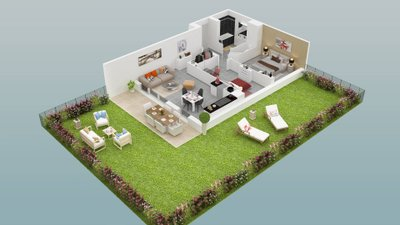Le Domaine D'oppida - immobilier neuf Cuers