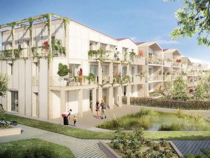 Côté Jardin - immobilier neuf Villejuif